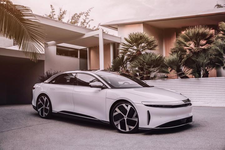 The 2021 Lucid Air