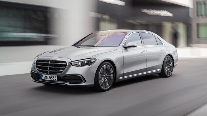 The 2021 Mercedes S-Class